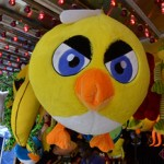 China abre un parque temático ilegal sobre Angry Birds