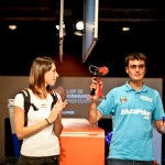 Fotos desde la final de StarCraft II