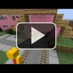 El opening de Los Simpson en versión Minecraft