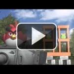 Este vídeo de los Angry Birds es una cosa muy jodida