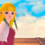 El romance entre Link y Zelda en Skyward Sword