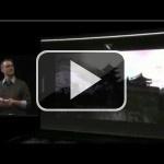 Así se vio Infinity Blade 2 en la keynote de Apple