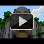 El templo de Notch en Minecraft es una cosa bien loca