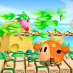 El nuevo Kirby para Wii pudo haber sido más en 3D. También más en 2D