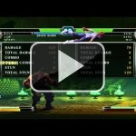 El modo repetición de King of Fighters XIII, en vídeo