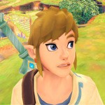 Así se ve Skyward Sword en HD