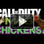 El baile de los gallos en Modern Warfare 3
