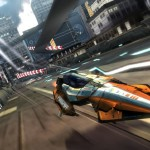 Avalancha de capturas de WipEout 2048