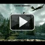 Skyrim: 50 dragones en tu cara