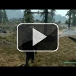 100 maneras de morir en Skyrim