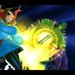 Ultimate Marvel Vs. Capcom 3 también se ve de muerte en Vita