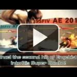 Nuevo tráiler de Super Street Fighter IV: Arcade Edition