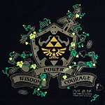Queridos Reyes Magos, quiero esta camiseta de Zelda