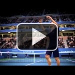 El US Open de Grand Slam Tennis 2 en vídeo