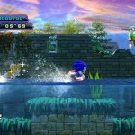 Más pantallazos de Sonic 4: Episodio 2