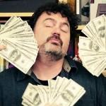 ¡Mirad, mirad lo que hace Tim Schafer con vuestro dinero!
