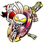 Primeras imágenes de Hell Yeah! Wrath of the Dead Rabbit
