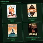 Una web de fanart de Fallout, en riesgo por motivos de copyright