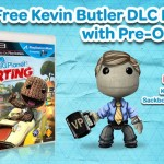 Kevin Butler, de regalo reservando LittleBigPlanet Karting