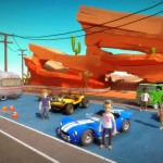 La secuela de Kinect Joy Ride, Joy Ride Turbo, no usa Kinect