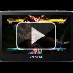 Más gameplay de Street Fighter x Tekken en Vita