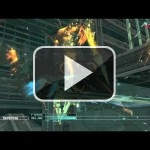Y ahora gameplay de Zone of the Enders HD