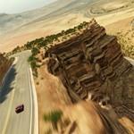 Otra cosa no sé, pero Forza Horizon se ve más que bien