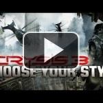 Elige tu propia aventura en este vídeo de Crysis 3
