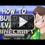Hagamos un ascensor en Minecraft de Xbox 360 en cinco minutos