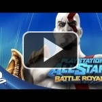 Así se las gasta Kratos en PlayStation All-Stars Battle Royale