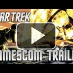 La tripulación del Enterprise también se asomó por la Gamescom