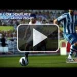 PES 2013 tiene los estadios oficiales de la Liga