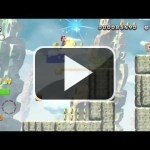 A Mario y cía se la lían parda en el tráiler de New Super Mario Bros U