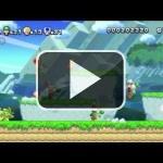 Un vistazo al cooperativo de New Super Mario Bros. U