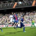 FIFA 13 para Wii U se ve realmente bien