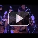 Nueve minutos del anime de Mass Effect