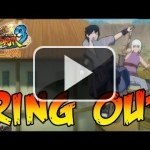 Ojo, que Naruto Shippuden Ultimate Ninja Storm 3 tiene Ring Out