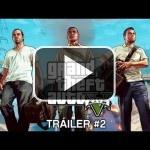 Por fin: El segundo tráiler de GTA V