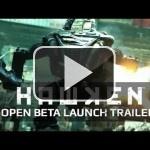 Hoy Hawken entra en beta abierta y lo celebra con este nuevo tráiler