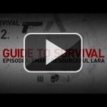 Sobrevivir en Tomb Raider: una guía práctica
