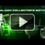 La edición coleccionista de Splinter Cell: Blacklist incluye un avión teledirigido