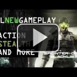 Acción, sigilo y un señor rubio en este nuevo vídeo de Splinter Cell: Blacklist