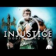 A Aquaman se le ve muy subidito en este tráiler de Injustice: Gods Among Us
