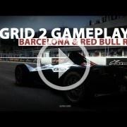 GRID 2 derrapa por Barcelona