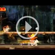 Primer tráiler de Donkey Kong Country Returns 3D