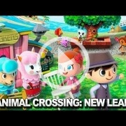45 minutos de Animal Crossing: New Leaf desencadenado