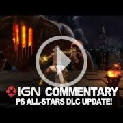 Isaac Clarke y Zeus en el nuevo DLC de PlayStation All-Stars Battle Royale