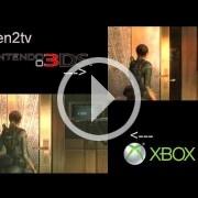 ¿Comparamos cómo se ve Resident Evil: Revelations en 3DS y Xbox 360?