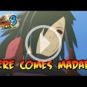 Madara mete miedo en el tráiler de lanzamiento de Naruto Shippuden: Ultimate Ninja Storm 3