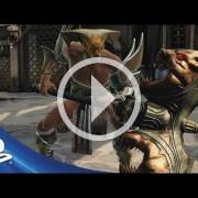 El primer DLC de God of War: Ascension son cuatro héroes